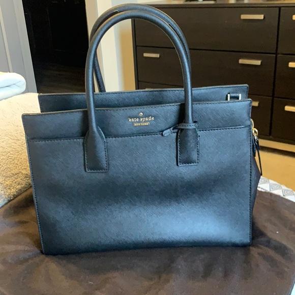 Kate spade classic medium satchel purse